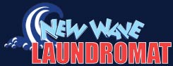 New Wave Laundromat Logo